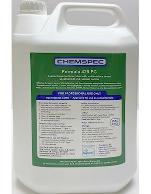 Formula 429 FC